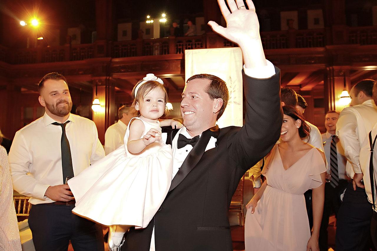 Erin Grant Indianapolis Central Library Scottish Rite Wedding 338