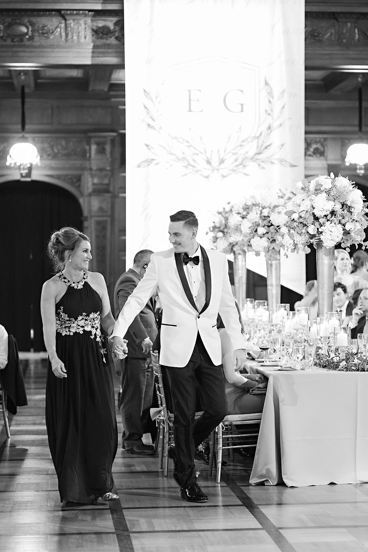 Erin Grant Indianapolis Central Library Scottish Rite Wedding 324