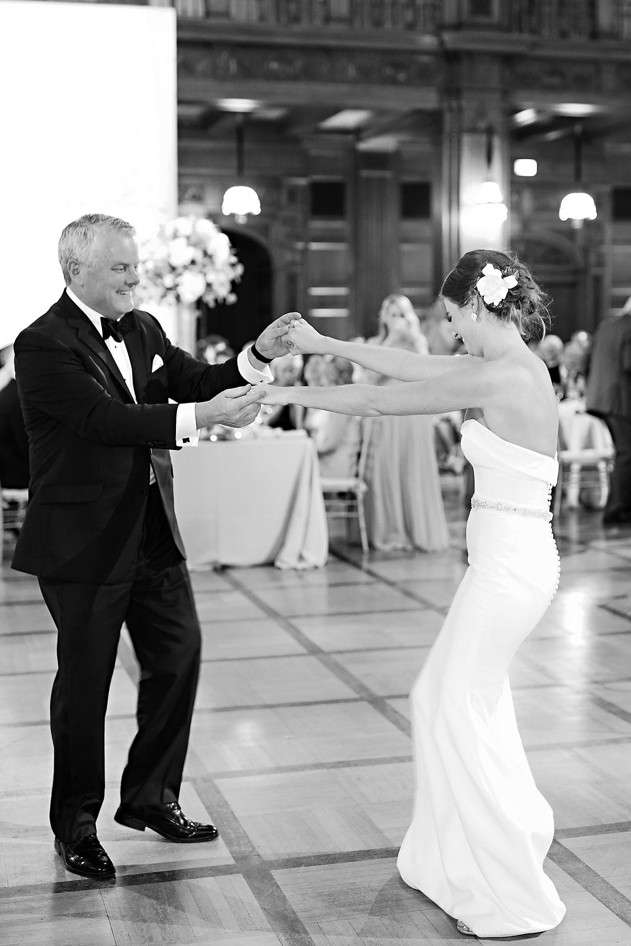 Erin Grant Indianapolis Central Library Scottish Rite Wedding 322