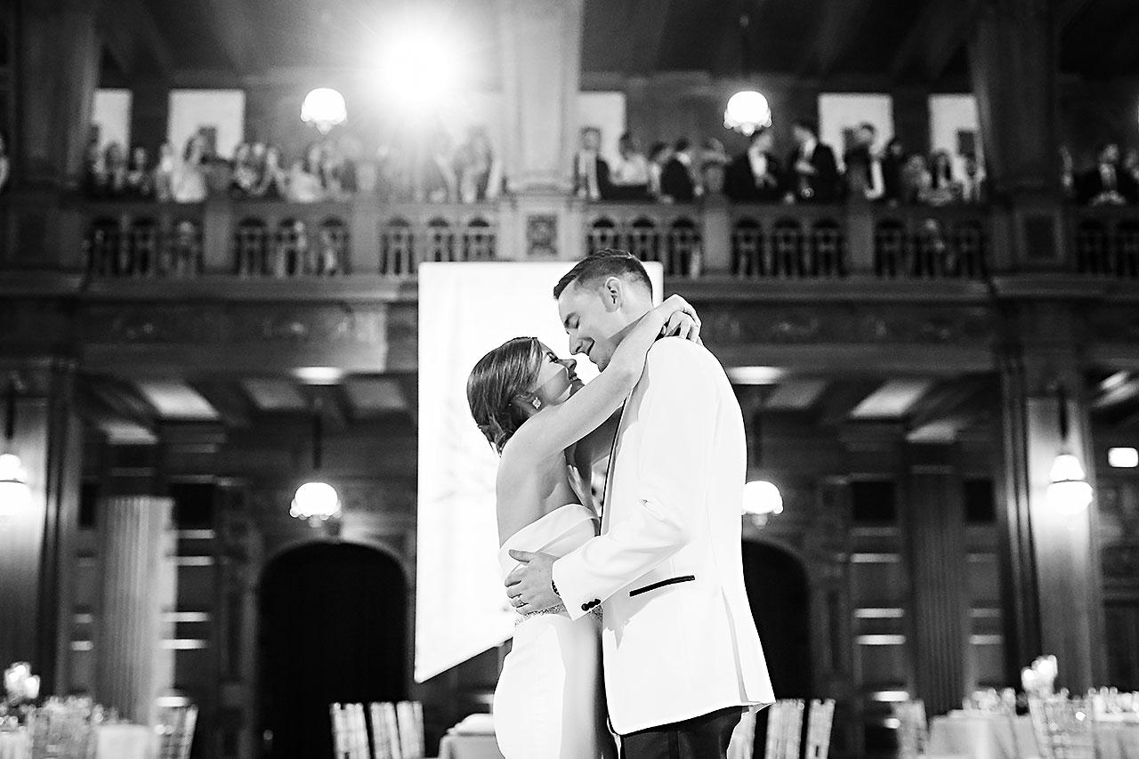Erin Grant Indianapolis Central Library Scottish Rite Wedding 283