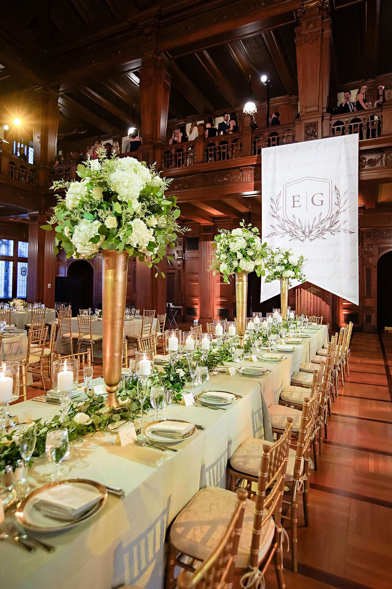 Erin Grant Indianapolis Central Library Scottish Rite Wedding 265