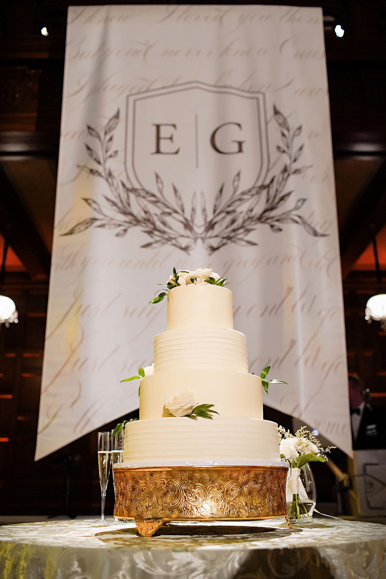 Erin Grant Indianapolis Central Library Scottish Rite Wedding 258