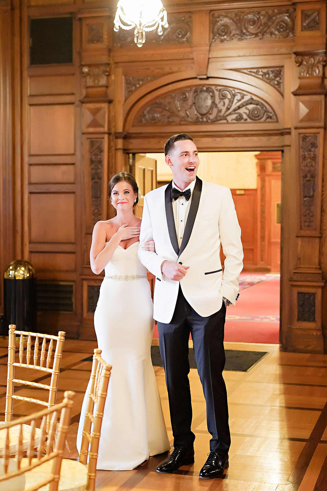 Erin Grant Indianapolis Central Library Scottish Rite Wedding 243