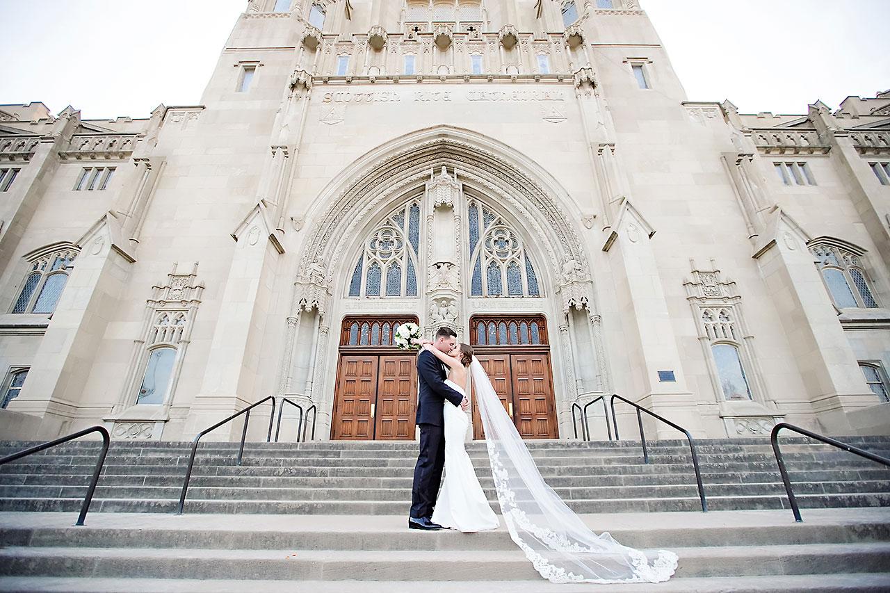 Erin Grant Indianapolis Central Library Scottish Rite Wedding 233