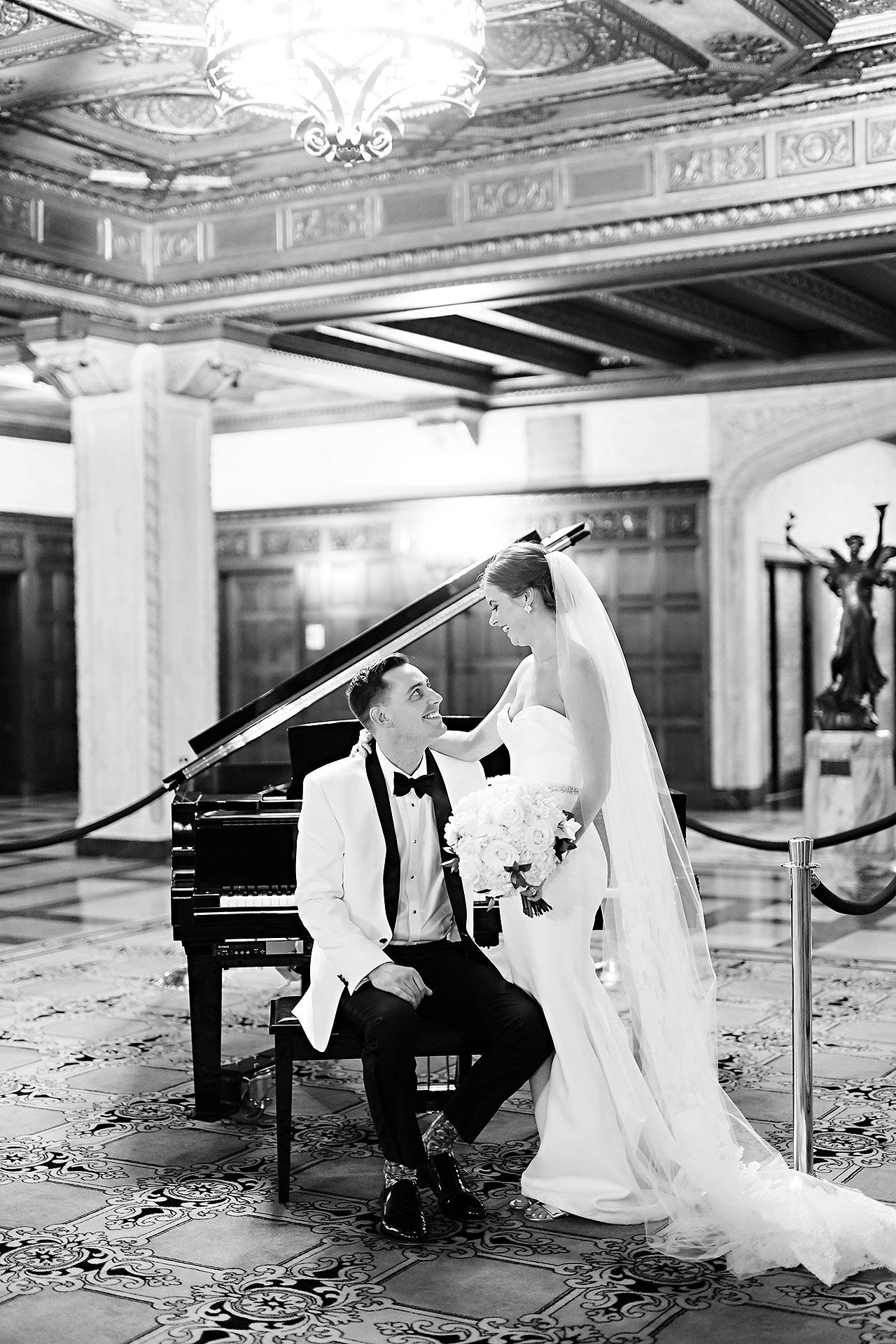 Erin Grant Indianapolis Central Library Scottish Rite Wedding 234