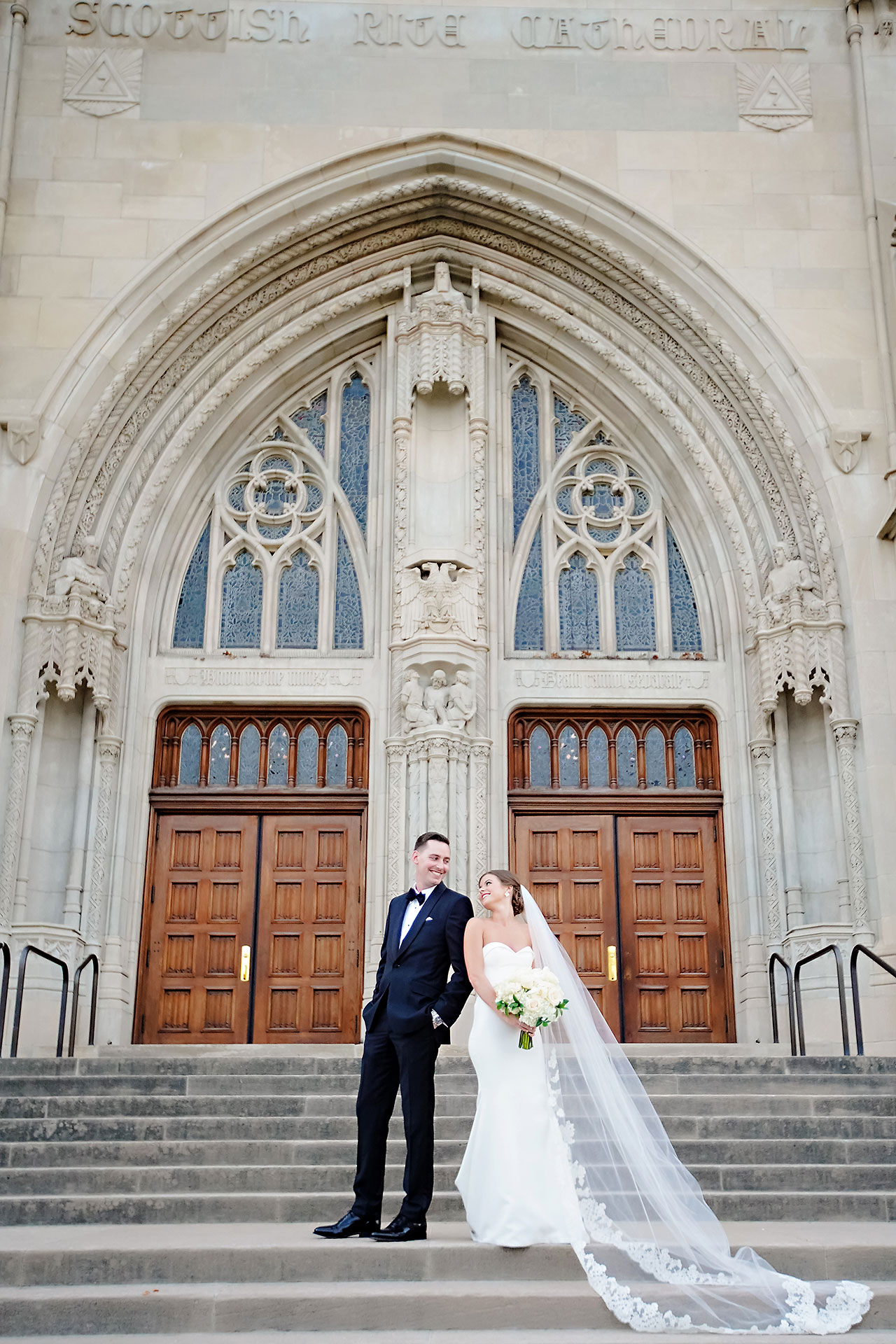 Erin Grant Indianapolis Central Library Scottish Rite Wedding 235