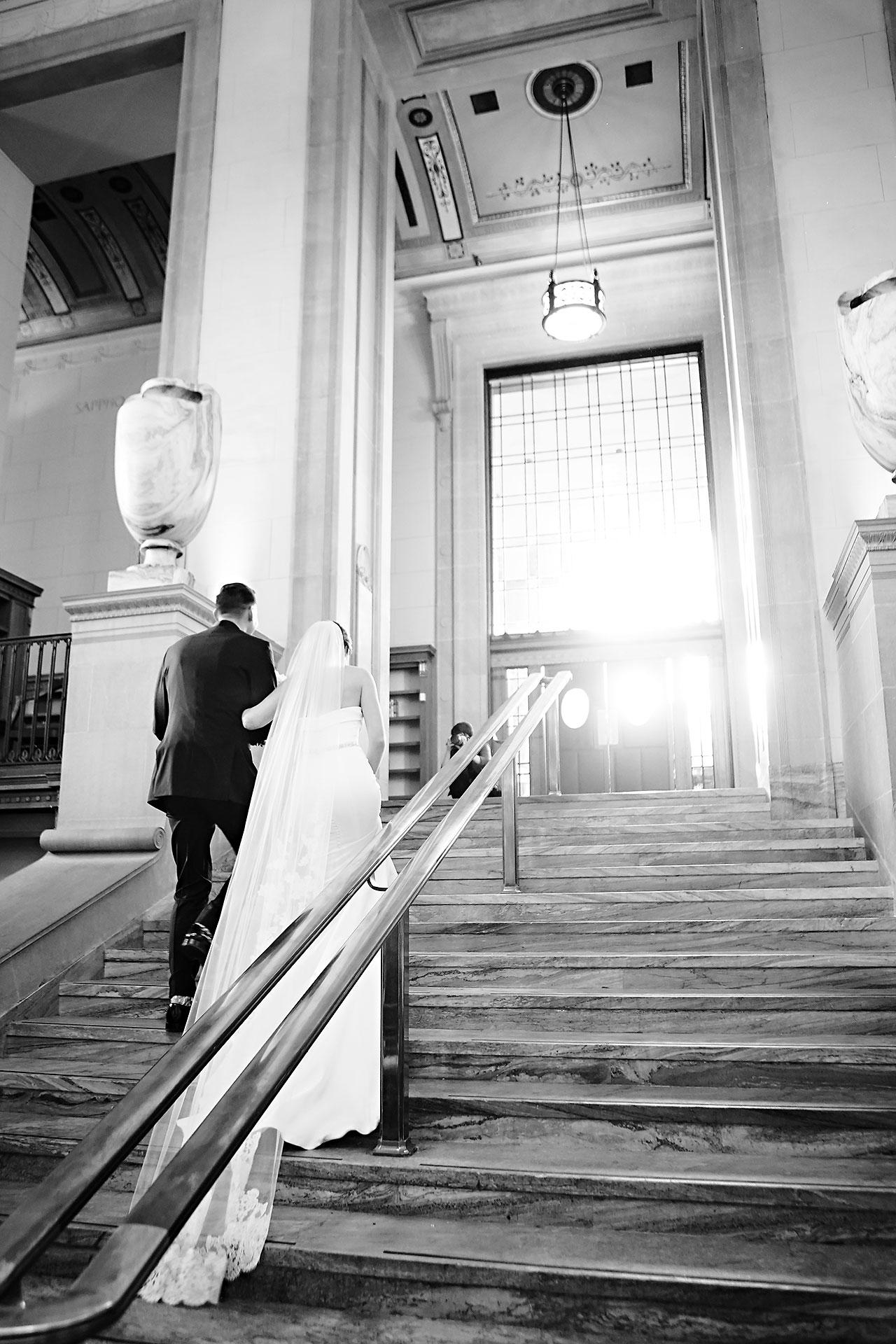 Erin Grant Indianapolis Central Library Scottish Rite Wedding 228