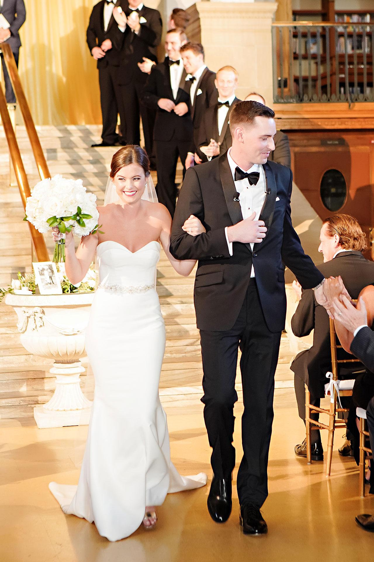 Erin Grant Indianapolis Central Library Scottish Rite Wedding 226