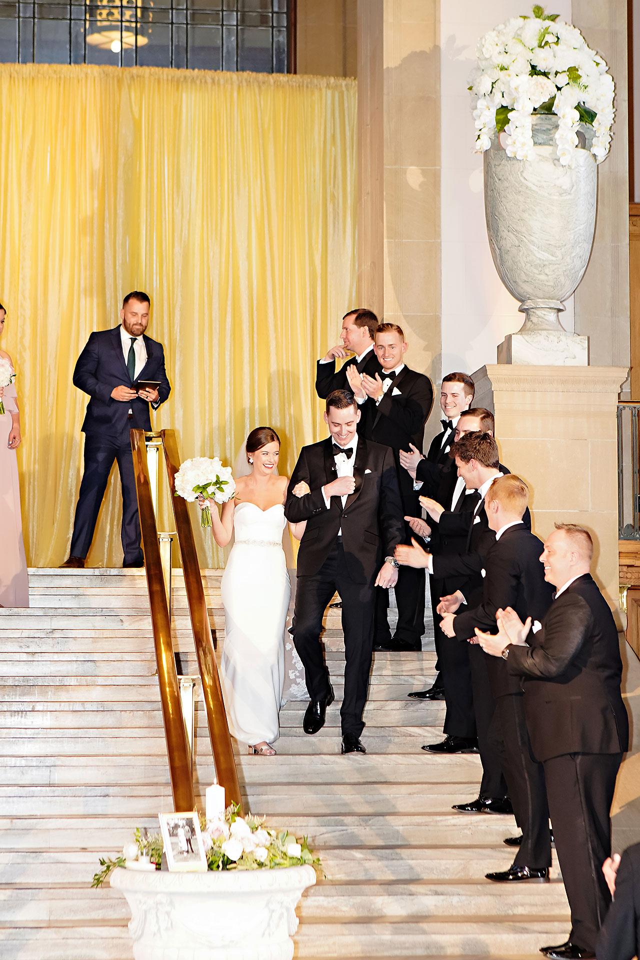 Erin Grant Indianapolis Central Library Scottish Rite Wedding 225