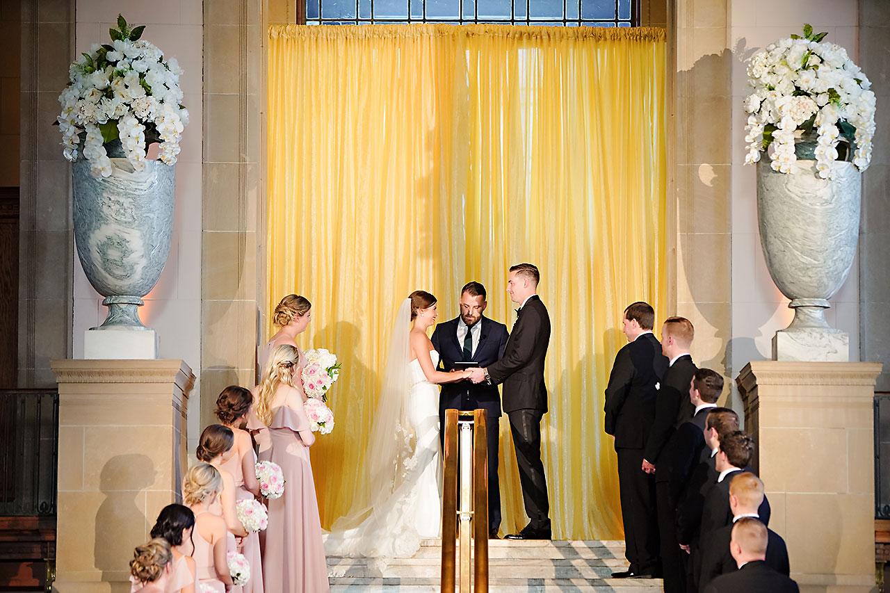 Erin Grant Indianapolis Central Library Scottish Rite Wedding 221