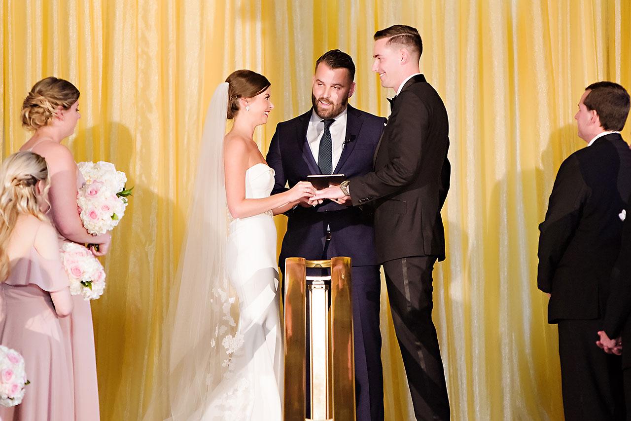 Erin Grant Indianapolis Central Library Scottish Rite Wedding 223