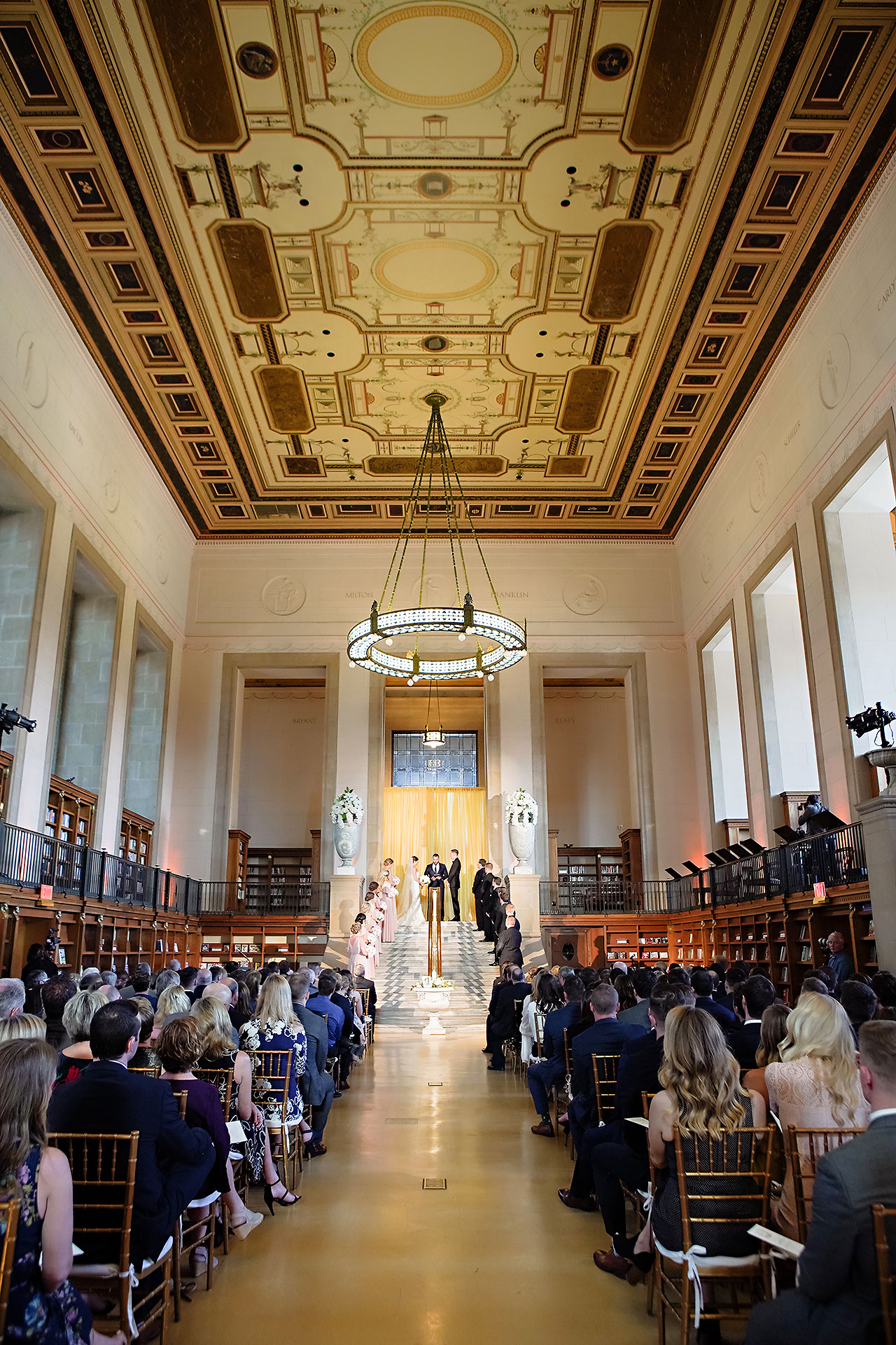 Erin Grant Indianapolis Central Library Scottish Rite Wedding 216