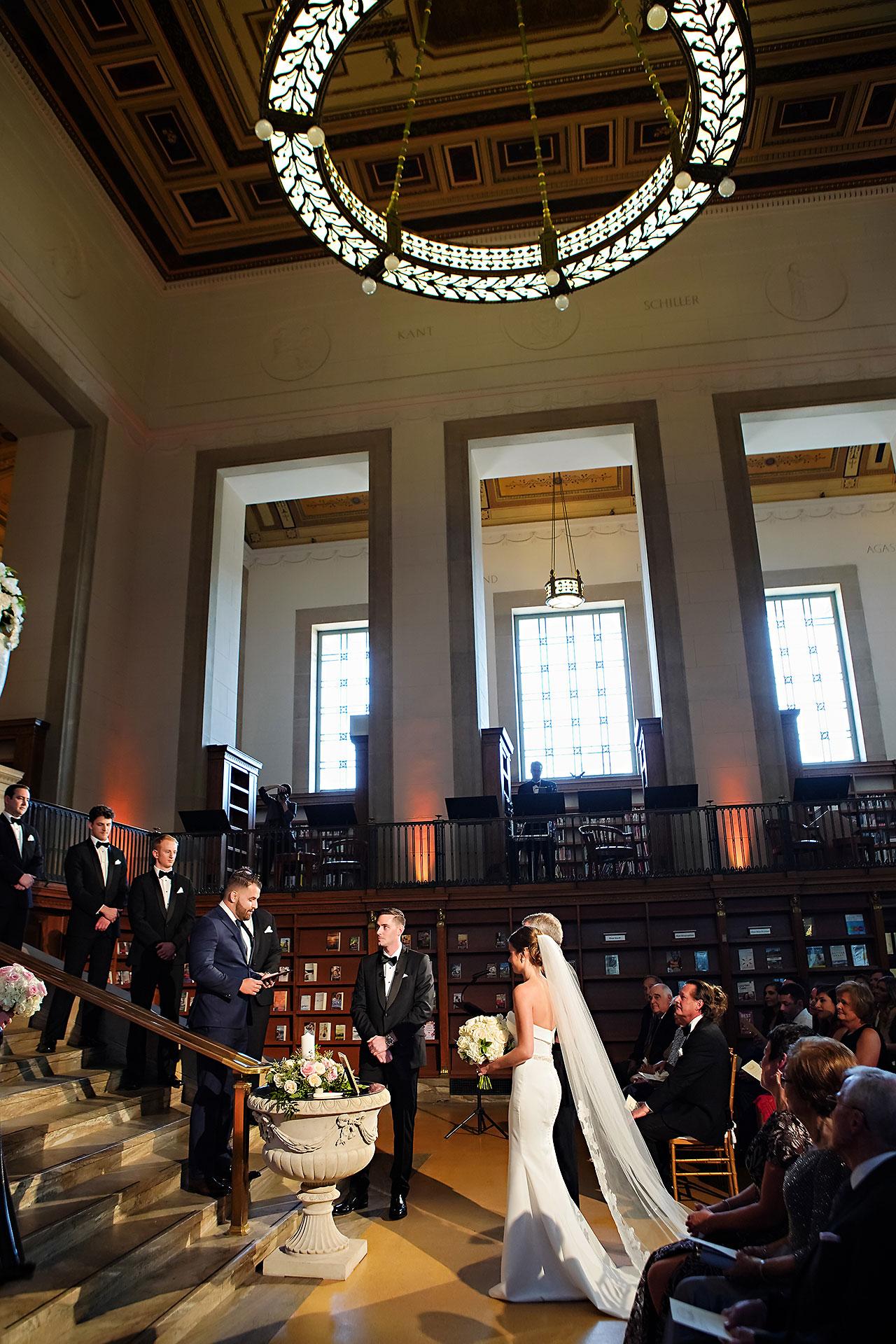 Erin Grant Indianapolis Central Library Scottish Rite Wedding 212