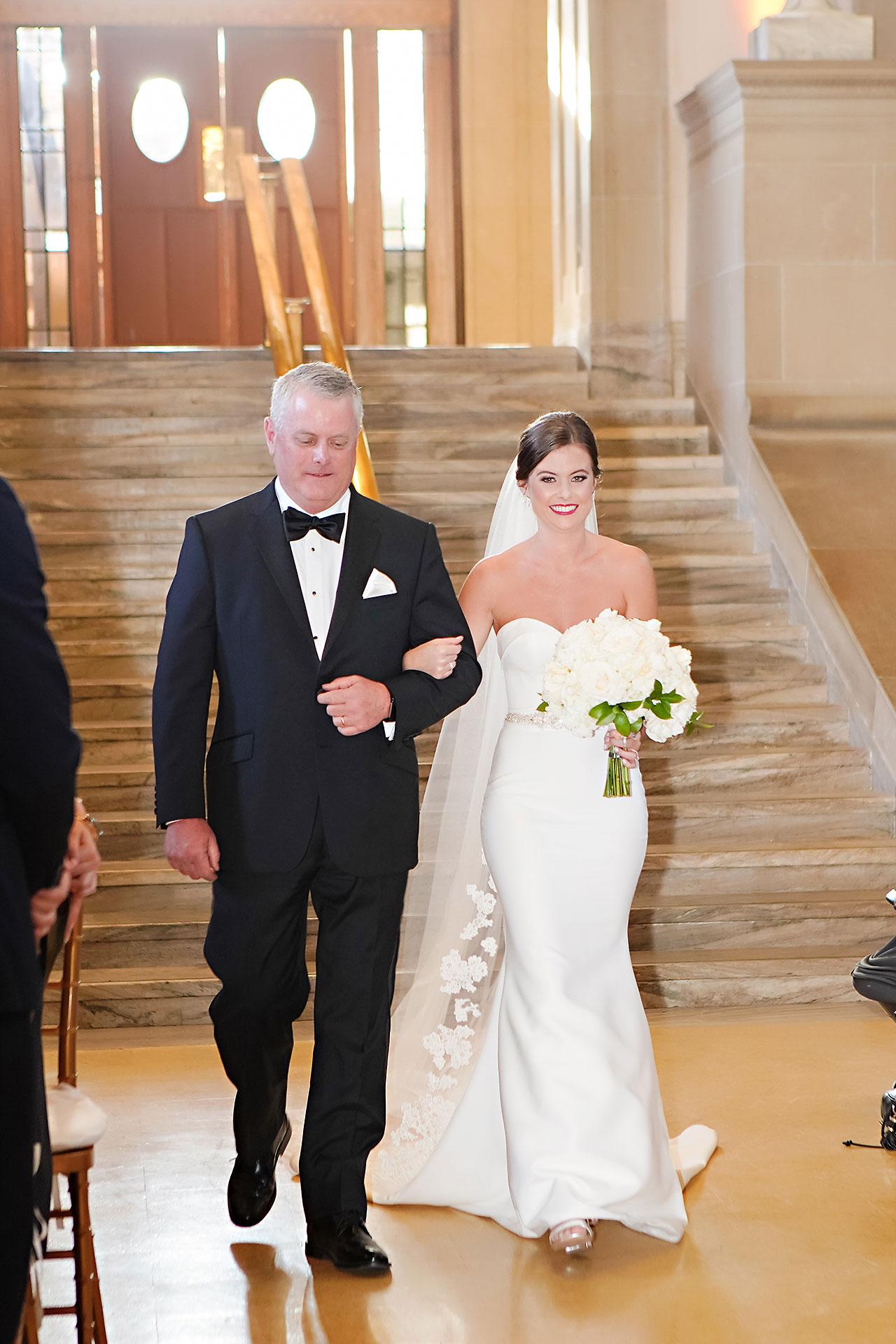 Erin Grant Indianapolis Central Library Scottish Rite Wedding 209