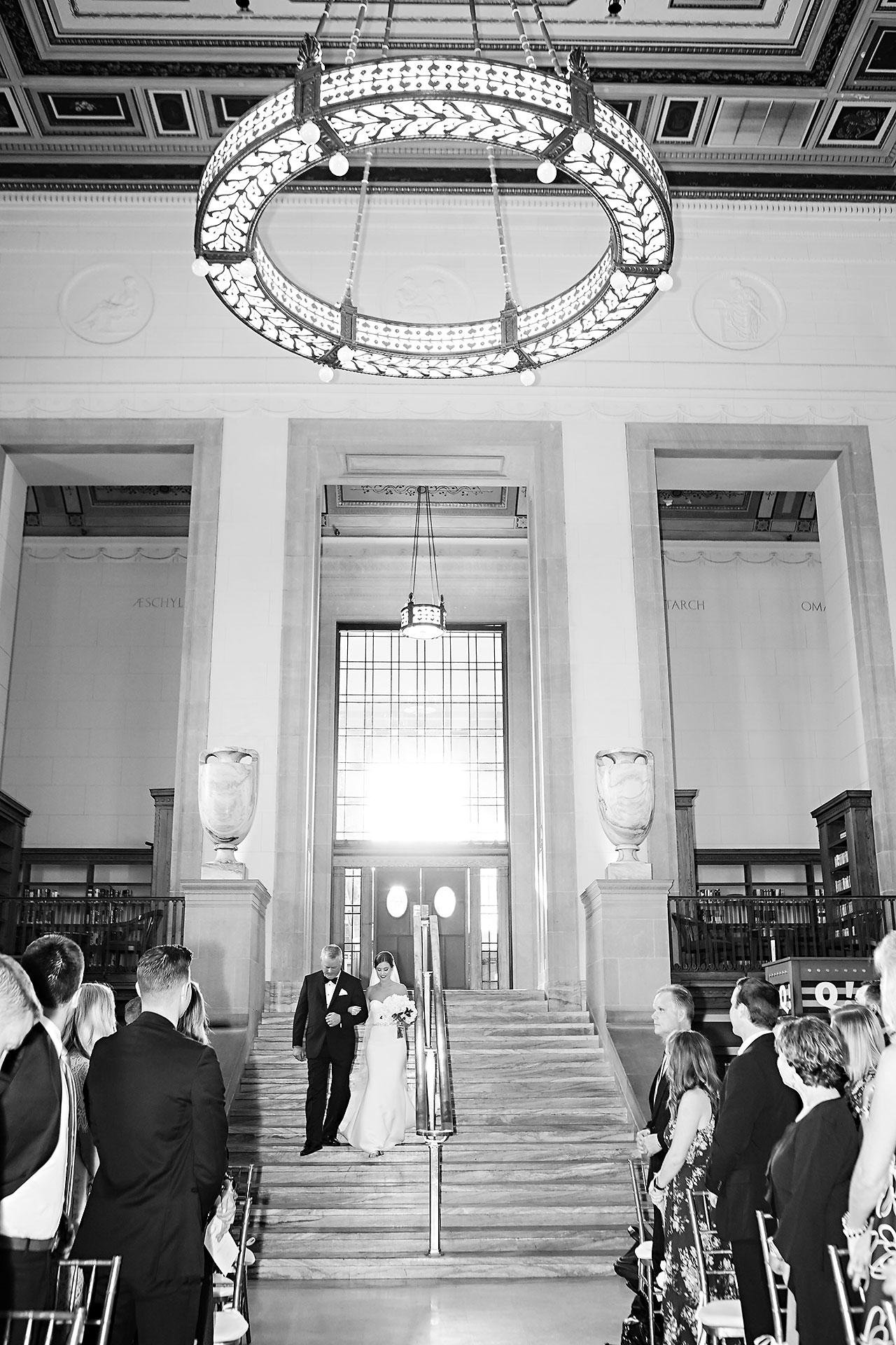 Erin Grant Indianapolis Central Library Scottish Rite Wedding 208