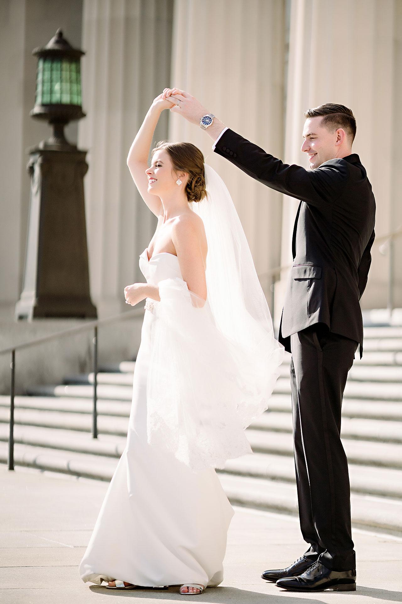 Erin Grant Indianapolis Central Library Scottish Rite Wedding 187