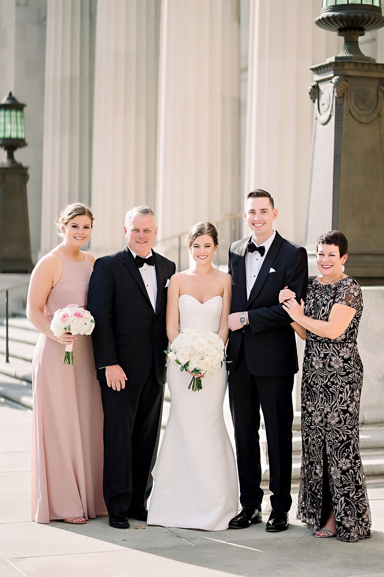 Erin Grant Indianapolis Central Library Scottish Rite Wedding 184