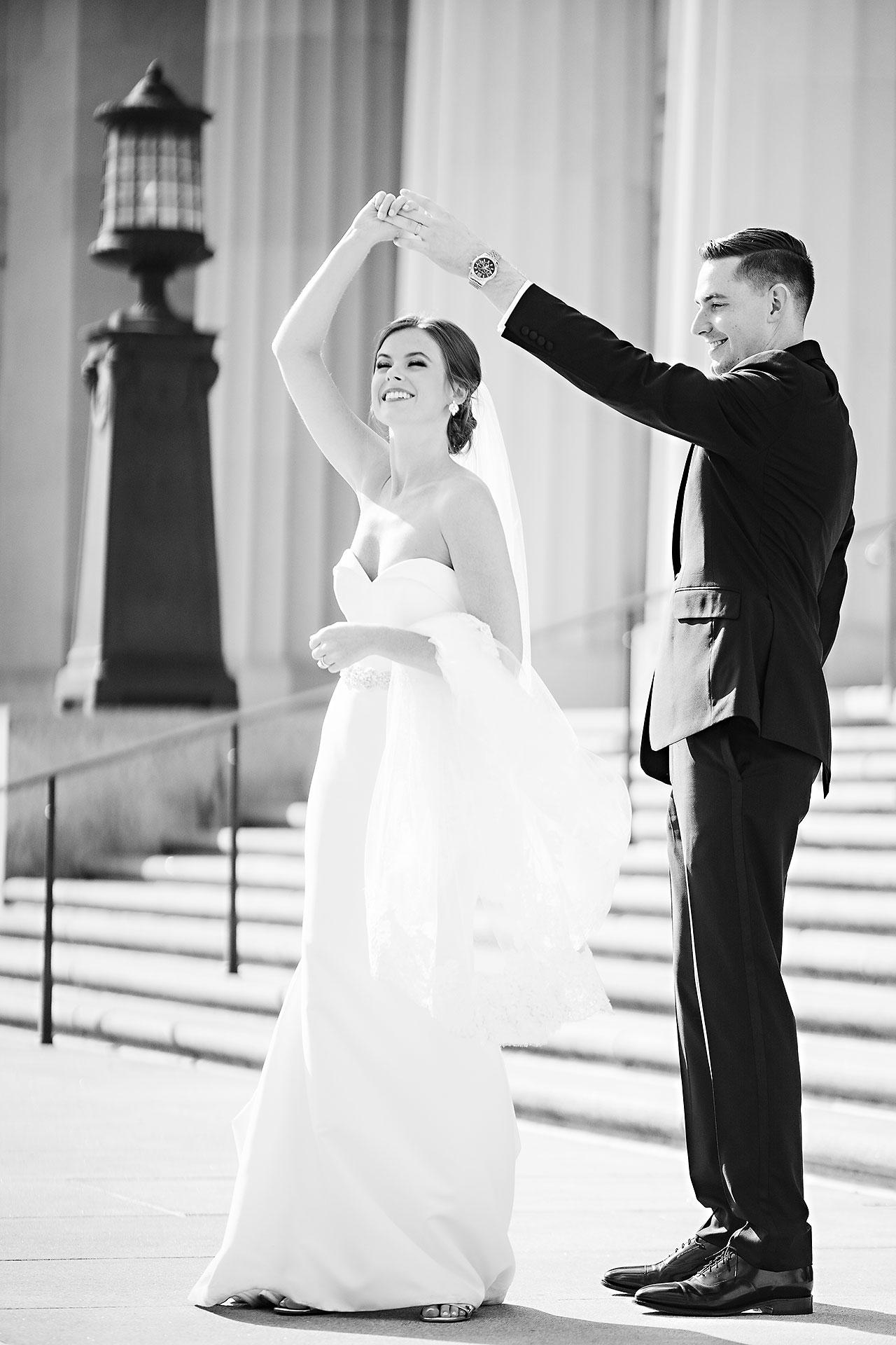 Erin Grant Indianapolis Central Library Scottish Rite Wedding 181
