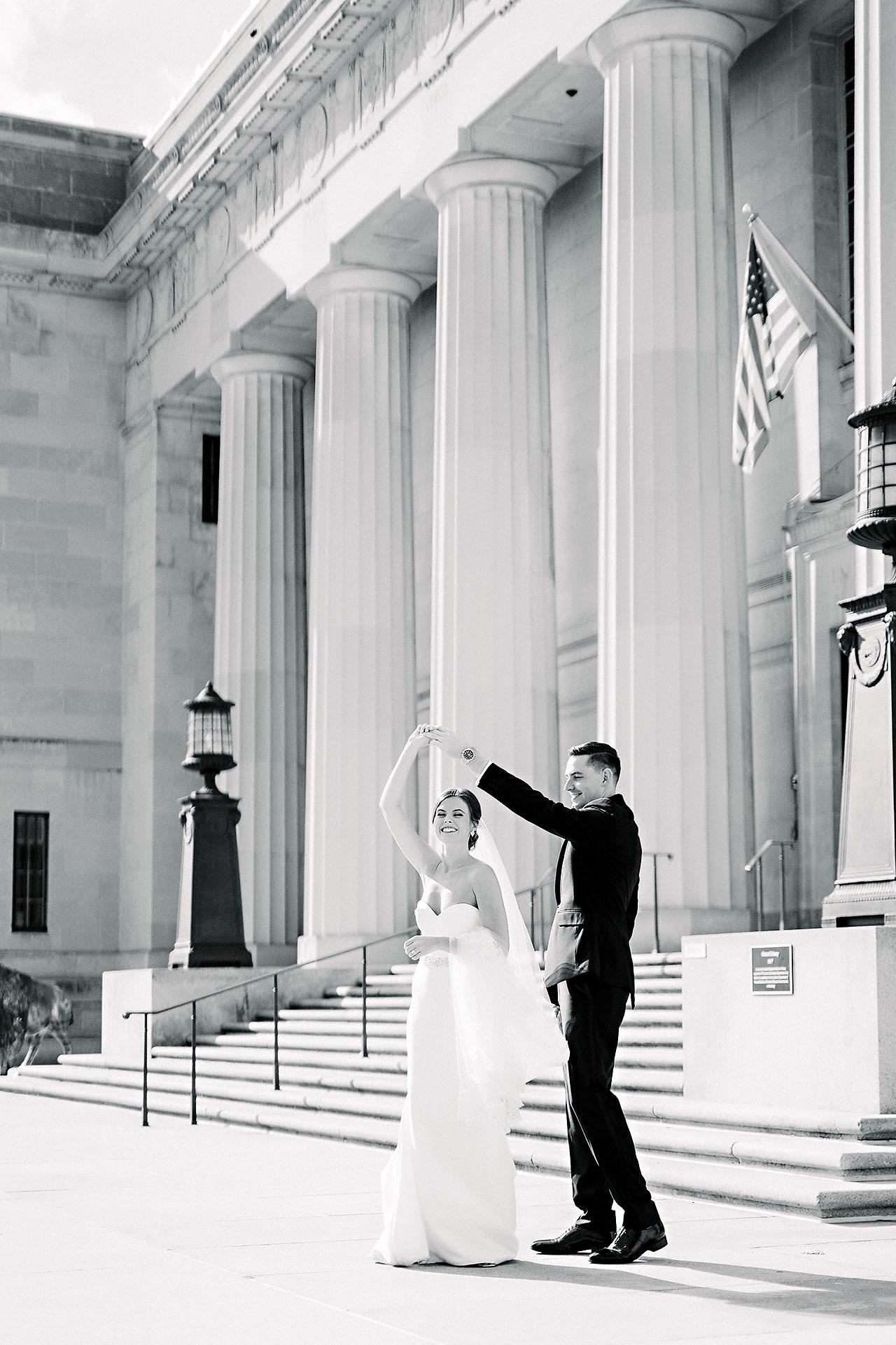 Erin Grant Indianapolis Central Library Scottish Rite Wedding 178