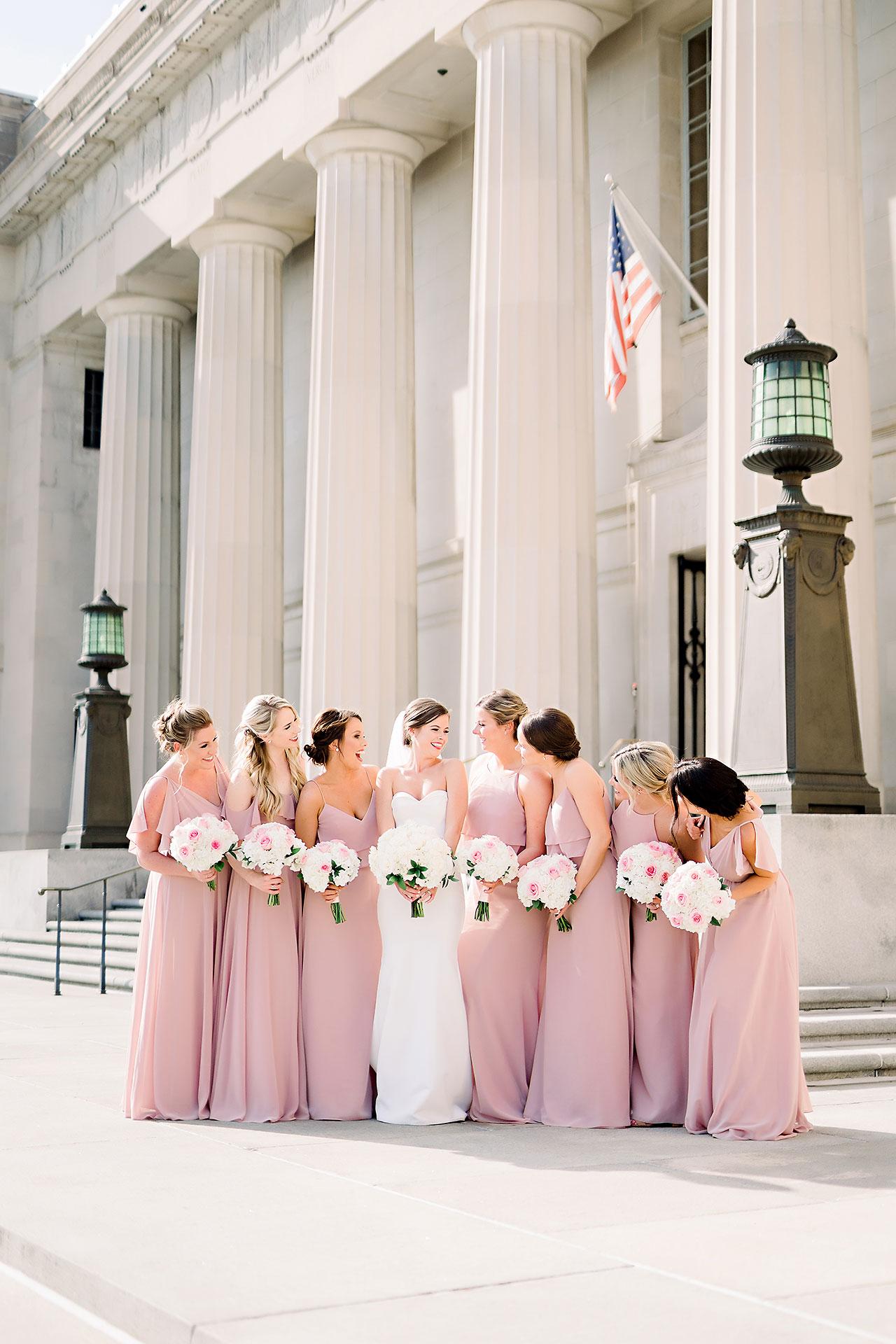 Erin Grant Indianapolis Central Library Scottish Rite Wedding 176