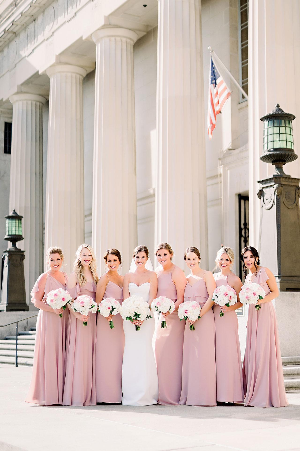 Erin Grant Indianapolis Central Library Scottish Rite Wedding 174