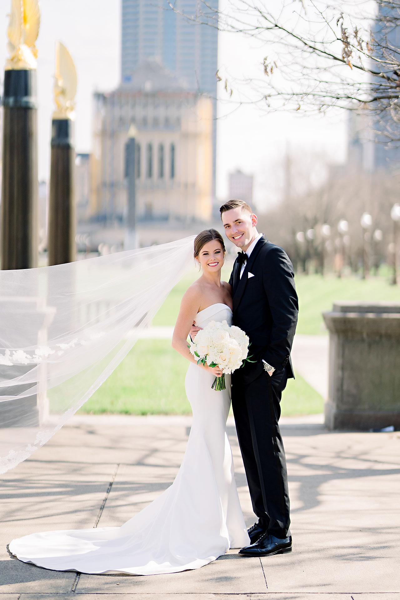 Erin Grant Indianapolis Central Library Scottish Rite Wedding 171