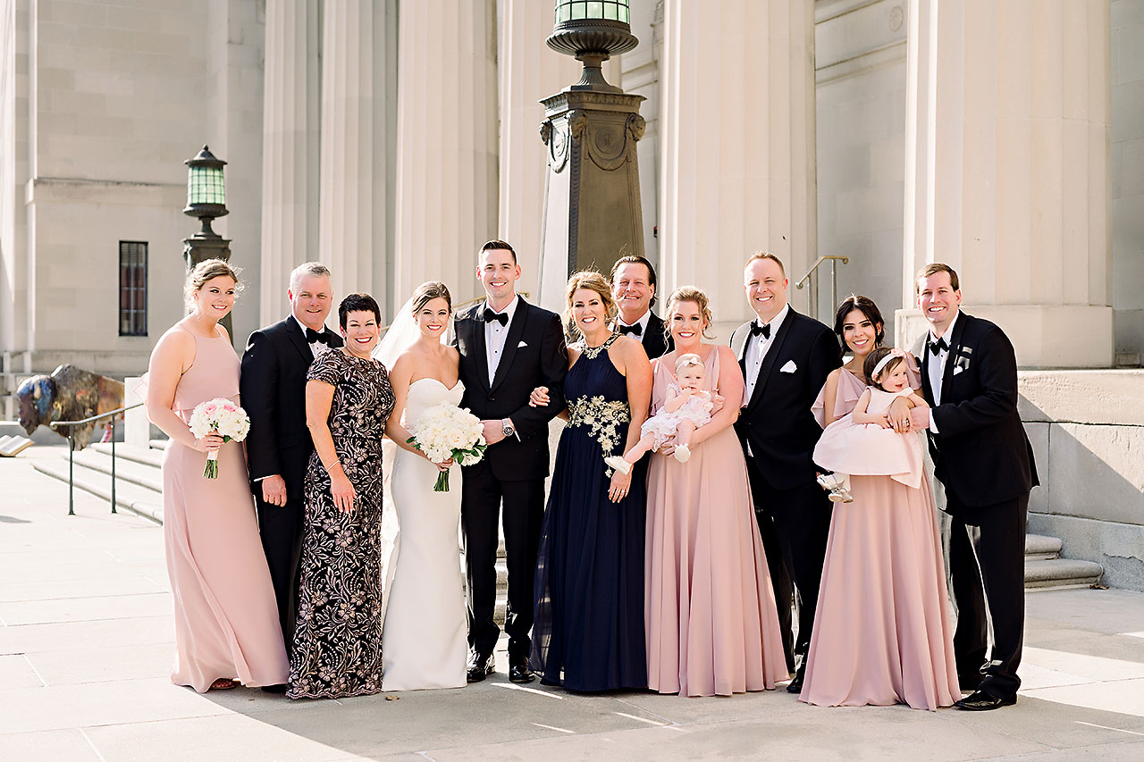 Erin Grant Indianapolis Central Library Scottish Rite Wedding 168