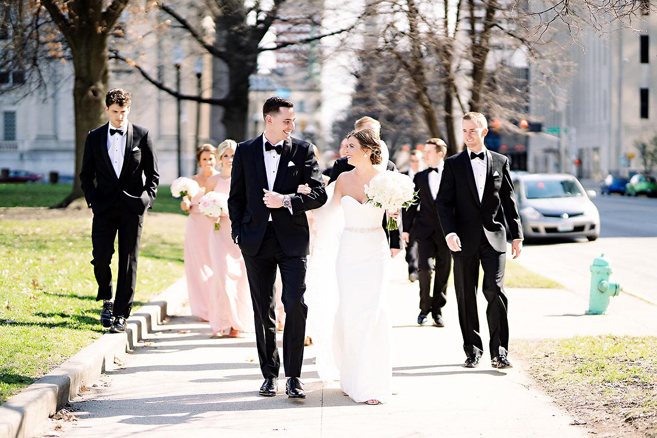 Erin Grant Indianapolis Central Library Scottish Rite Wedding 147