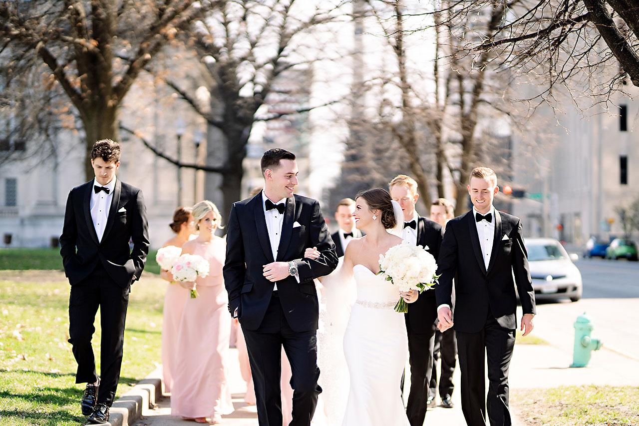 Erin Grant Indianapolis Central Library Scottish Rite Wedding 149