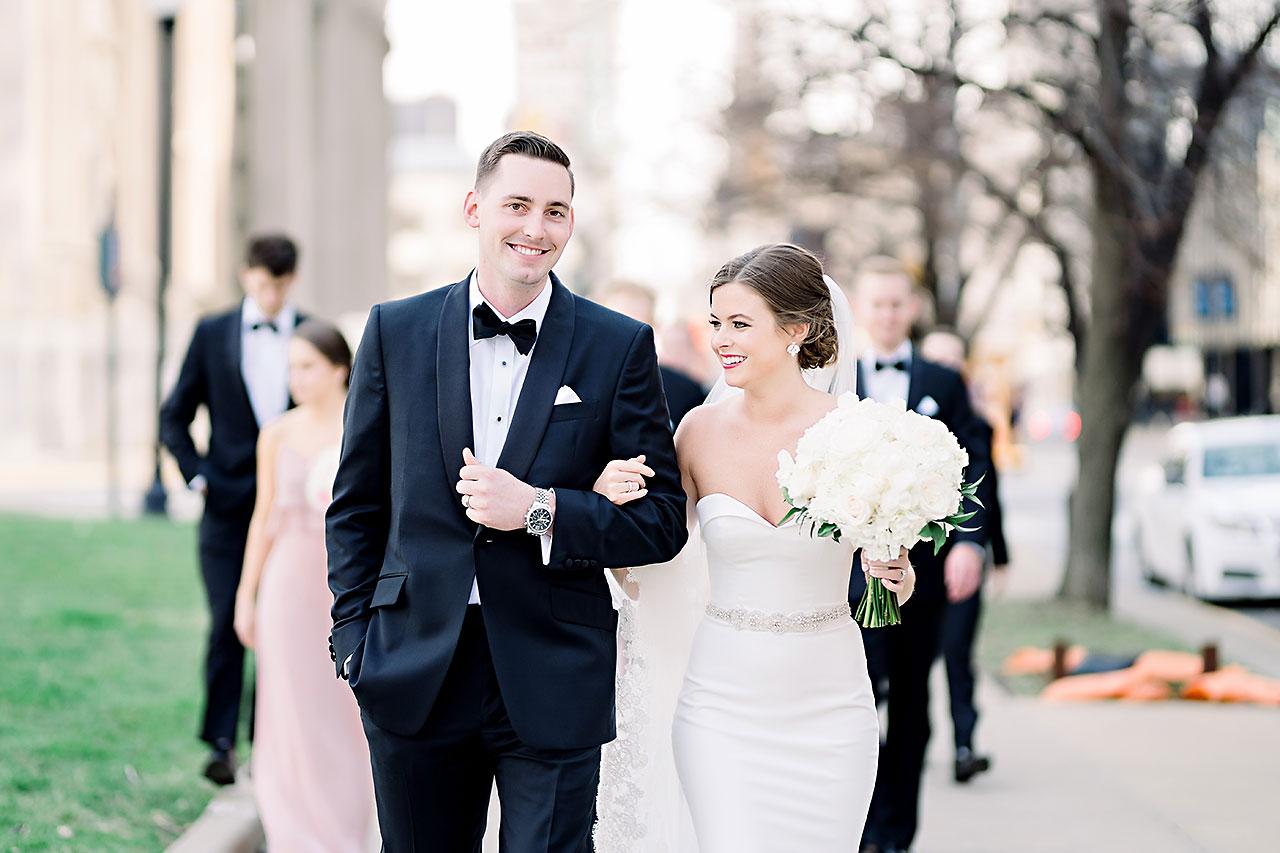 Erin Grant Indianapolis Central Library Scottish Rite Wedding 145