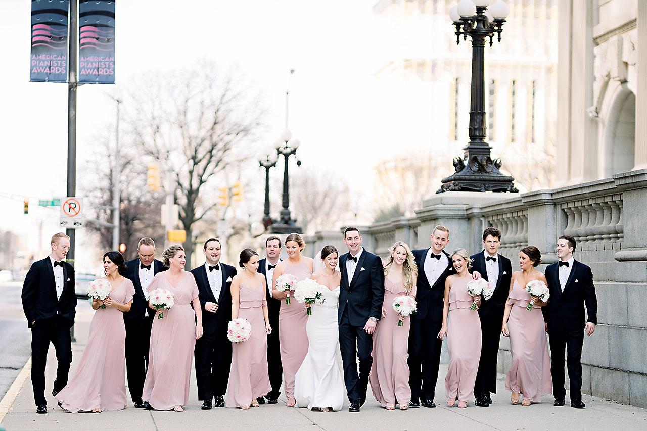 Erin Grant Indianapolis Central Library Scottish Rite Wedding 146