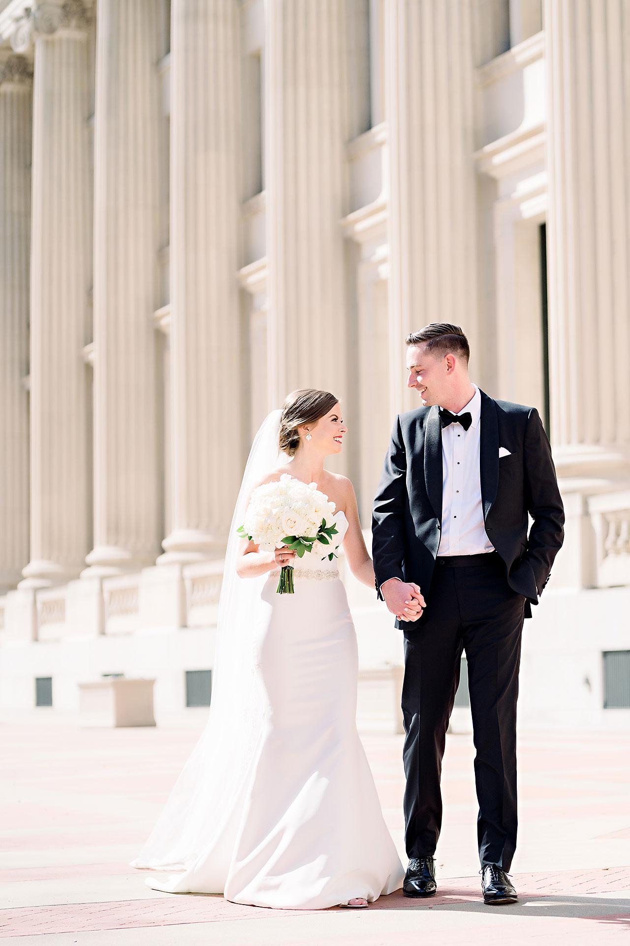 Erin Grant Indianapolis Central Library Scottish Rite Wedding 142