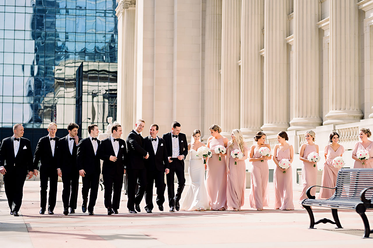 Erin Grant Indianapolis Central Library Scottish Rite Wedding 144