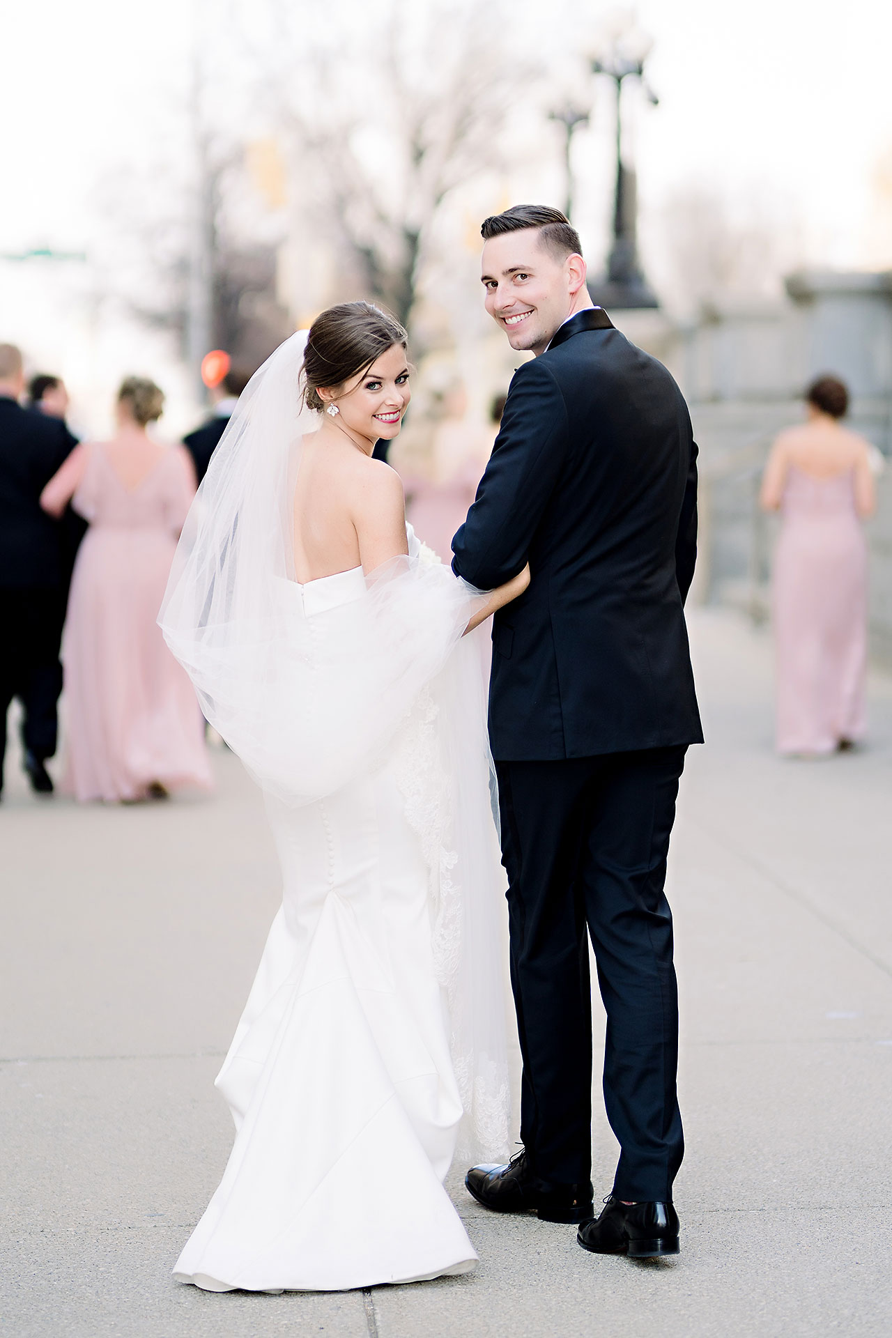 Erin Grant Indianapolis Central Library Scottish Rite Wedding 139