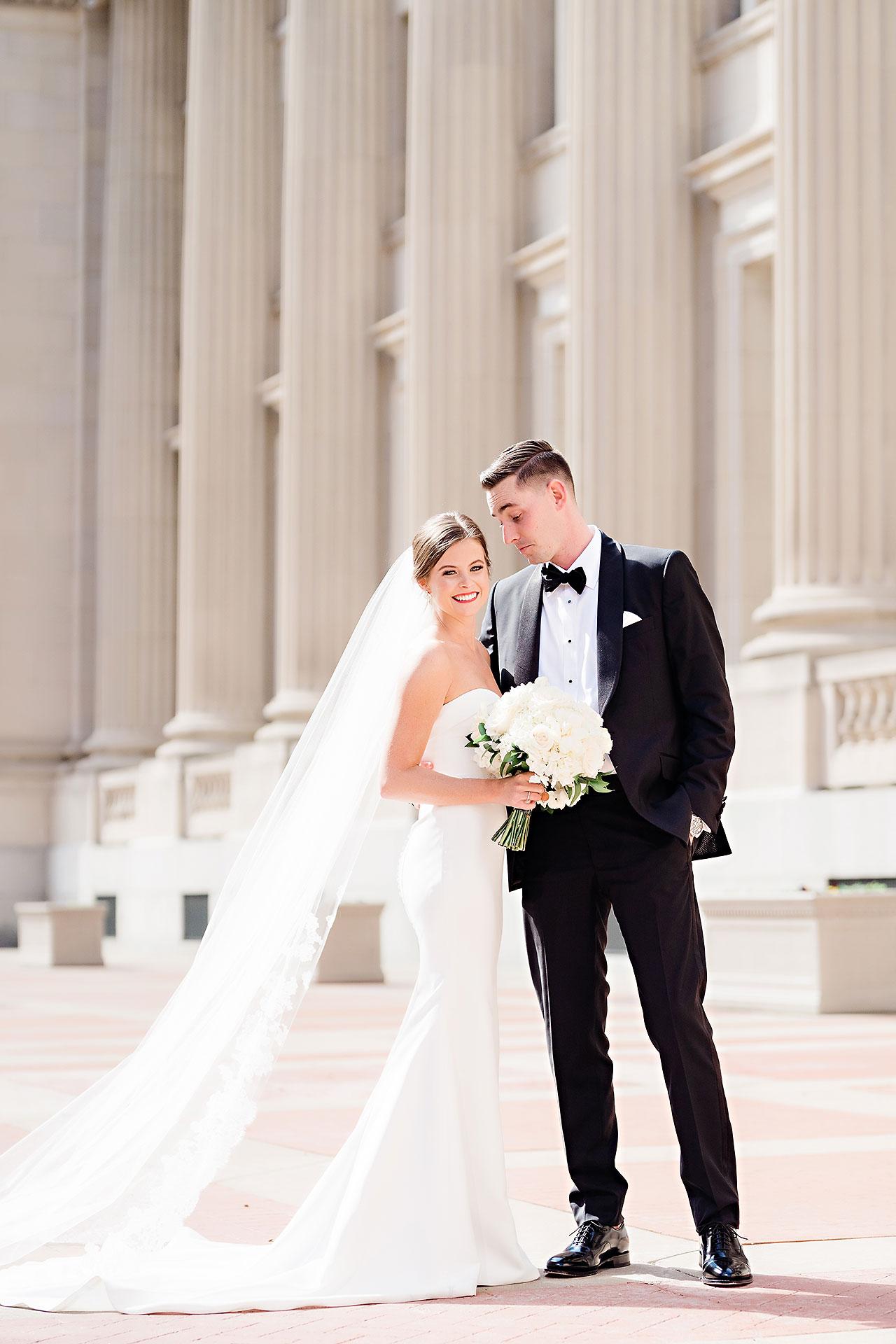 Erin Grant Indianapolis Central Library Scottish Rite Wedding 134