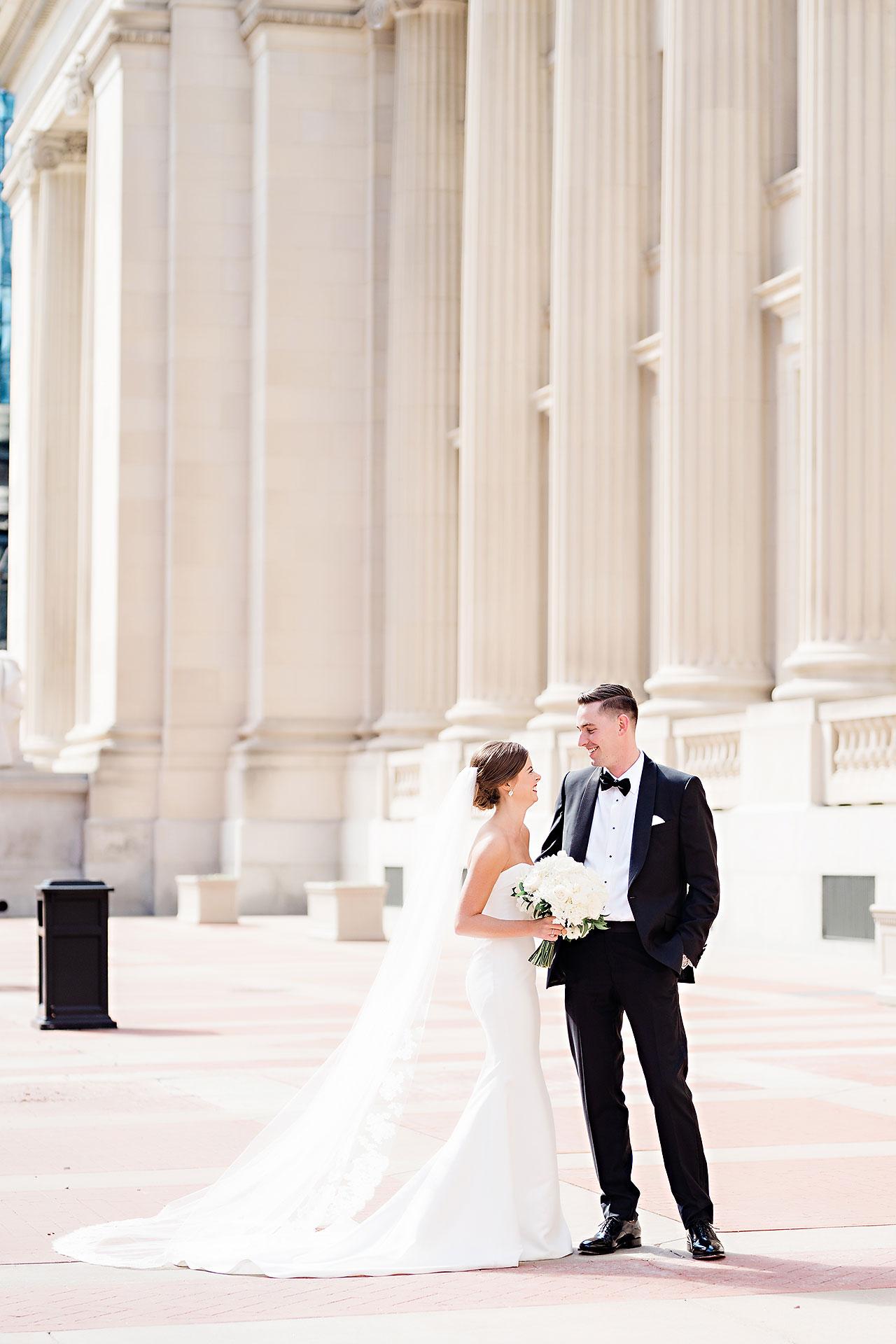 Erin Grant Indianapolis Central Library Scottish Rite Wedding 128