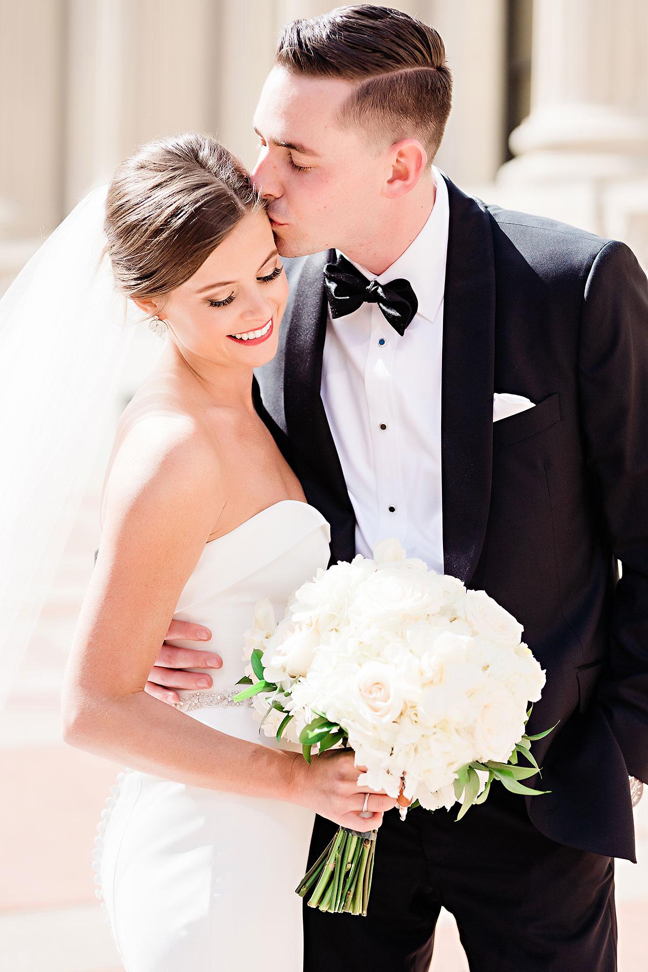 Erin Grant Indianapolis Central Library Scottish Rite Wedding 127