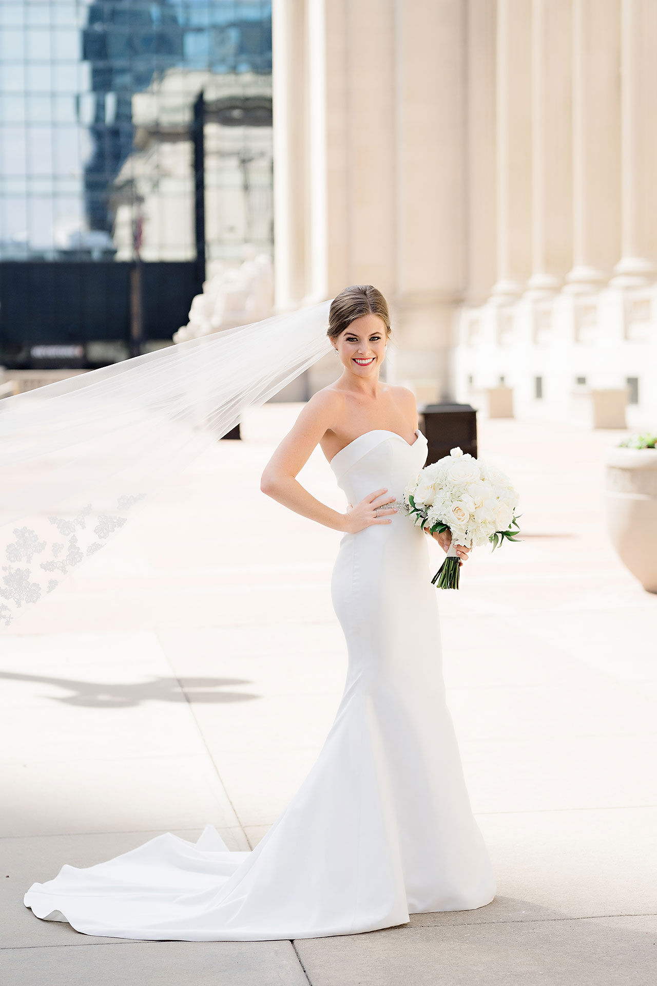 Erin Grant Indianapolis Central Library Scottish Rite Wedding 124