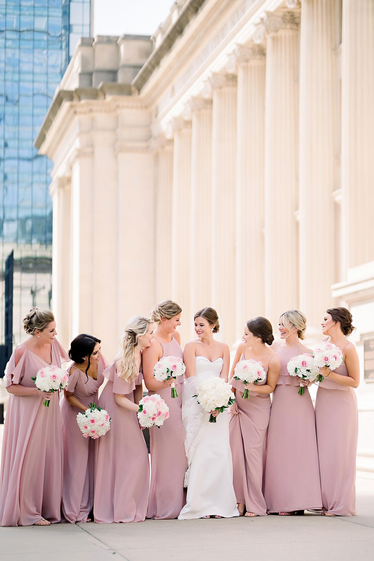 Erin Grant Indianapolis Central Library Scottish Rite Wedding 120