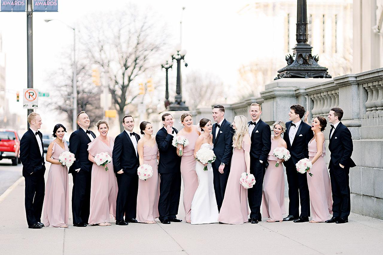 Erin Grant Indianapolis Central Library Scottish Rite Wedding 113