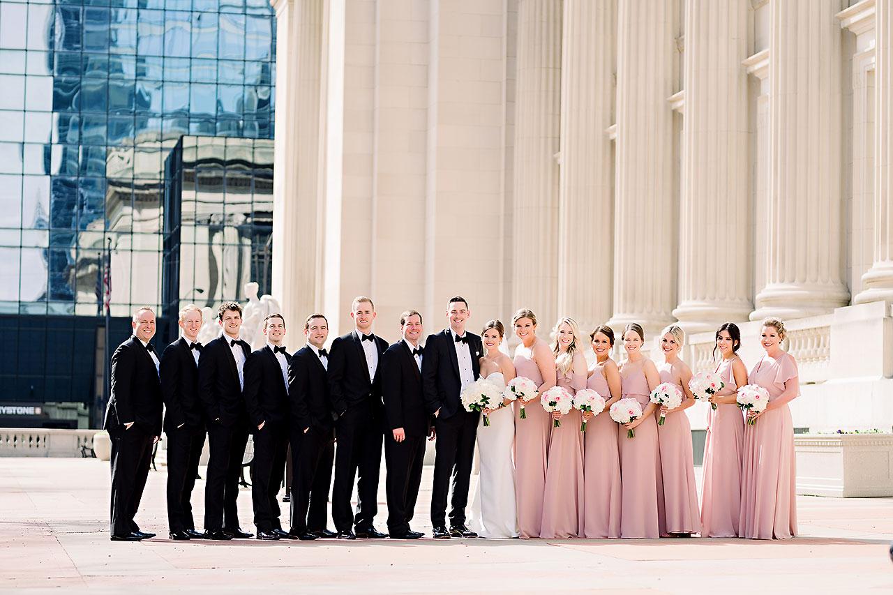 Erin Grant Indianapolis Central Library Scottish Rite Wedding 111