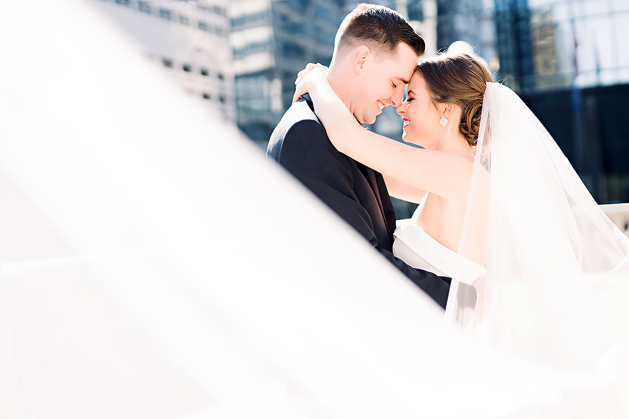 ERIN + GRANT | INDIANAPOLIS CENTRAL LIBRARY SCOTTISH RITE CATHEDRAL WEDDING