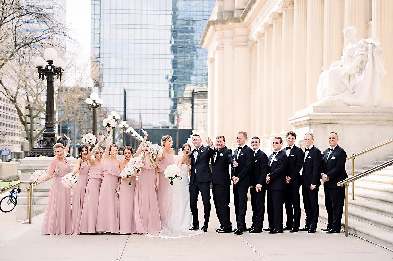 Erin Grant Indianapolis Central Library Scottish Rite Wedding 106