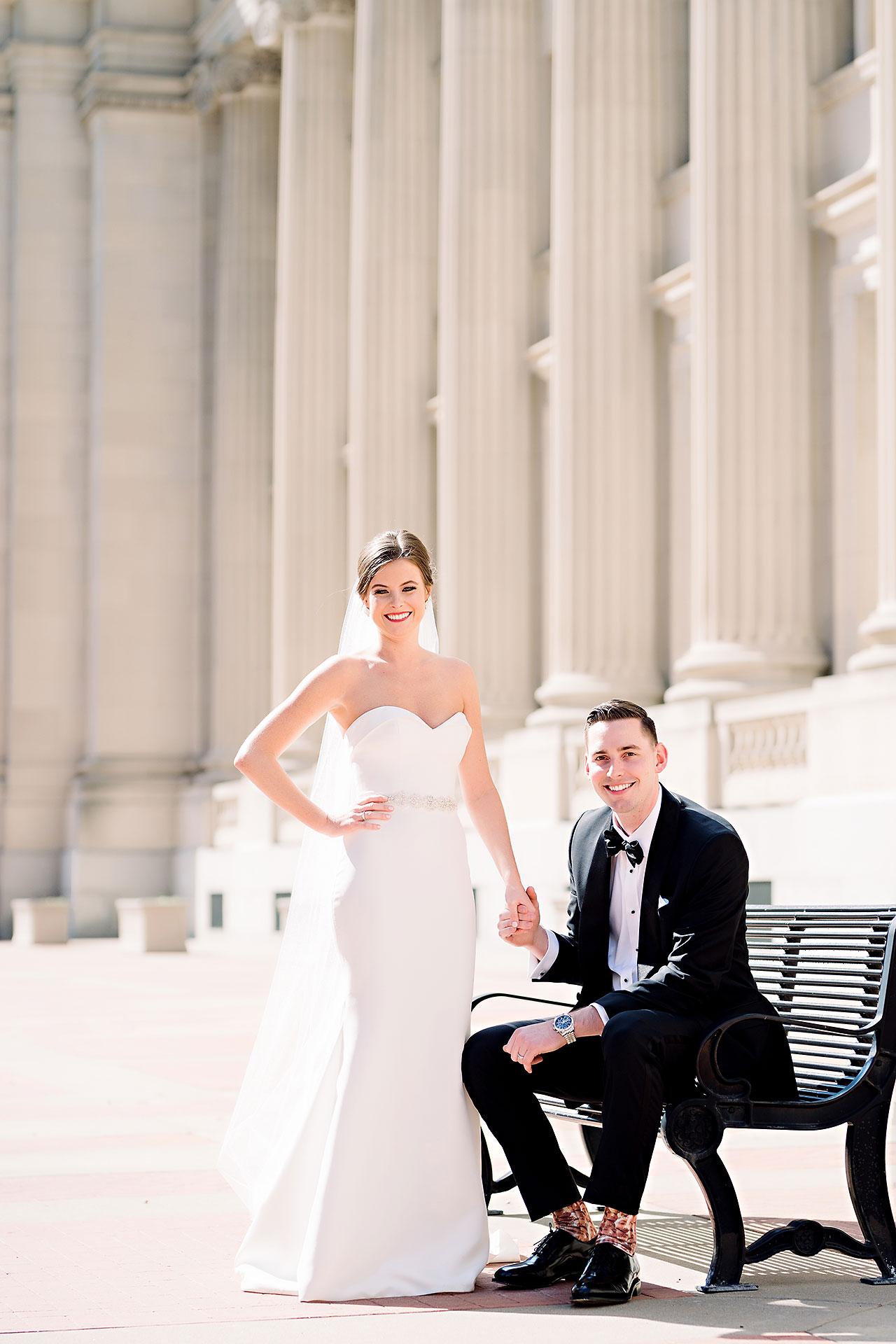 Erin Grant Indianapolis Central Library Scottish Rite Wedding 099