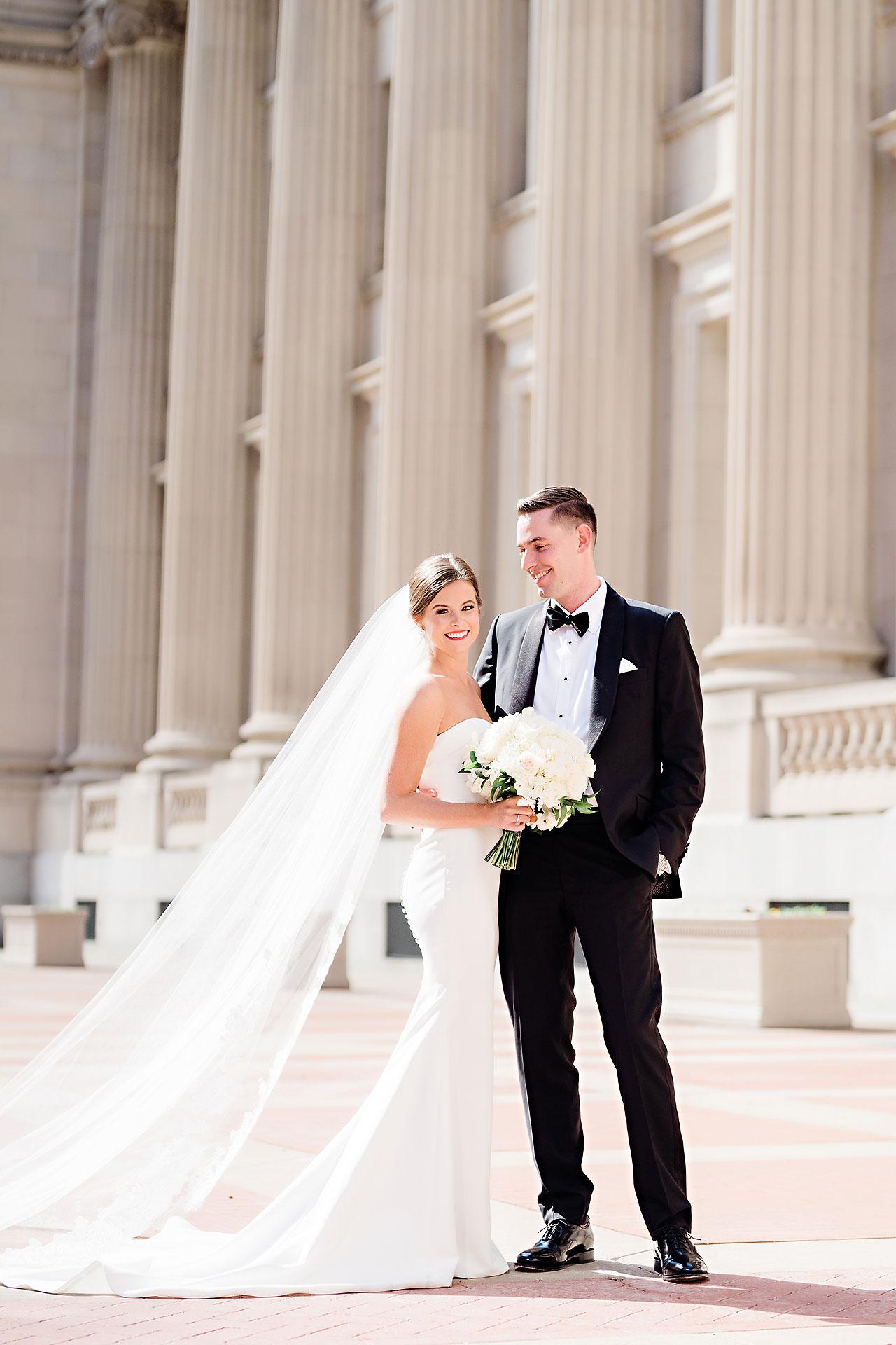 Erin Grant Indianapolis Central Library Scottish Rite Wedding 096