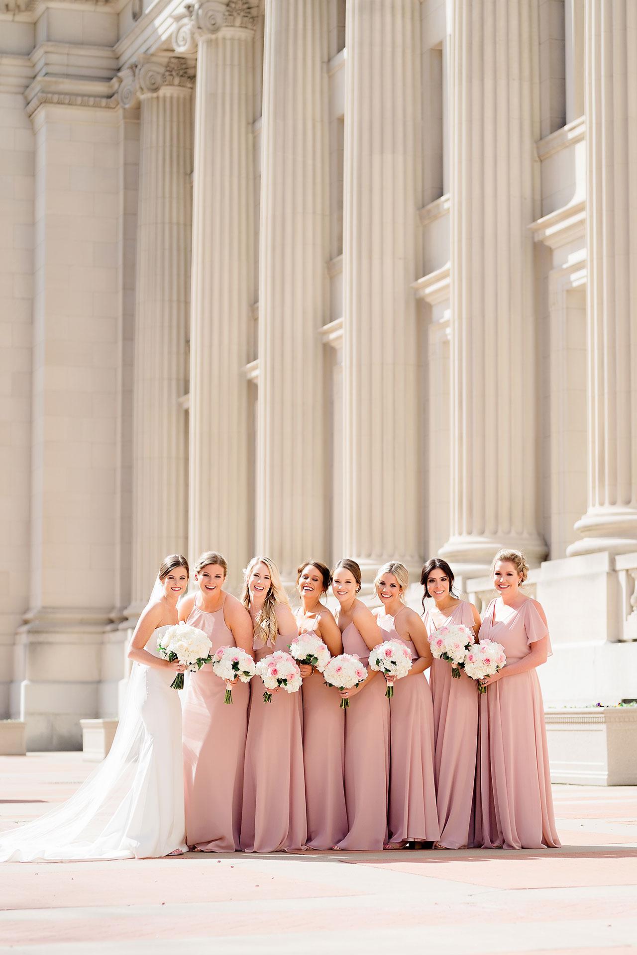 Erin Grant Indianapolis Central Library Scottish Rite Wedding 093