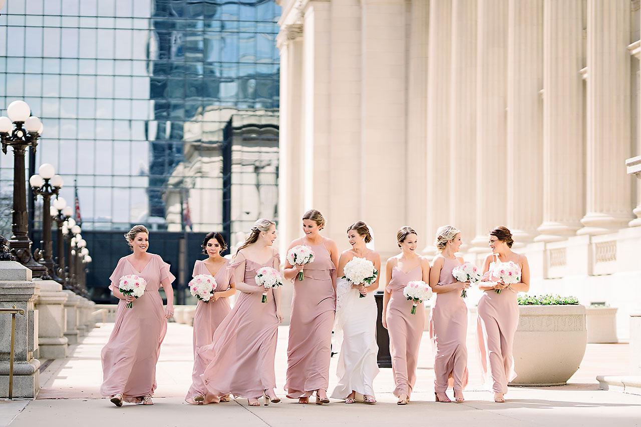 Erin Grant Indianapolis Central Library Scottish Rite Wedding 086