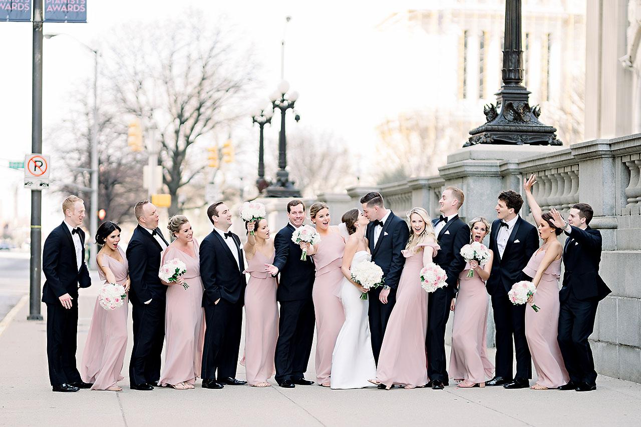 Erin Grant Indianapolis Central Library Scottish Rite Wedding 083