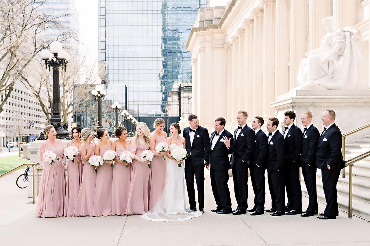 Erin Grant Indianapolis Central Library Scottish Rite Wedding 080