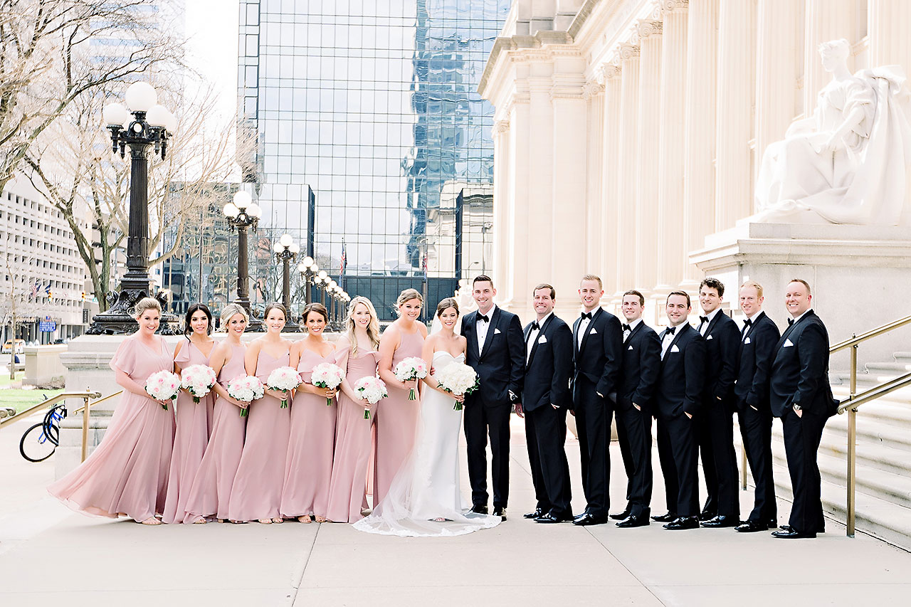 Erin Grant Indianapolis Central Library Scottish Rite Wedding 075